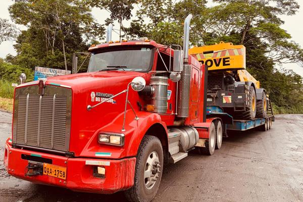 Transporte Pesado Internacional